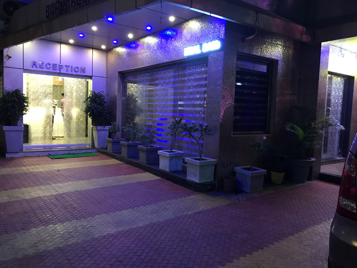 Hotel Saikripa Imperial Daman India